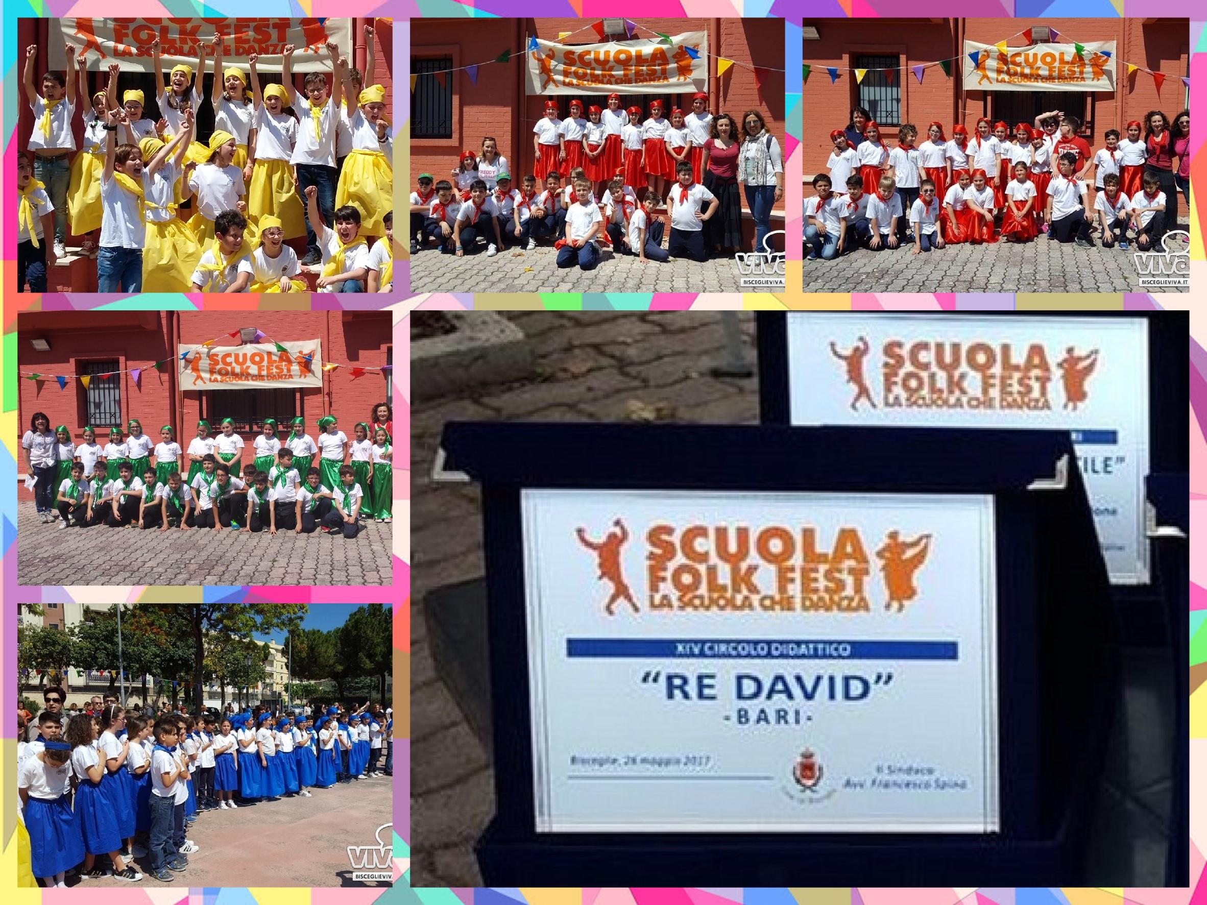 Scuola Re David Bari Calendario Scolastico.Erasmus